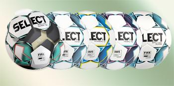 Профессиональные мячи Select: как выбрать подходящую модель